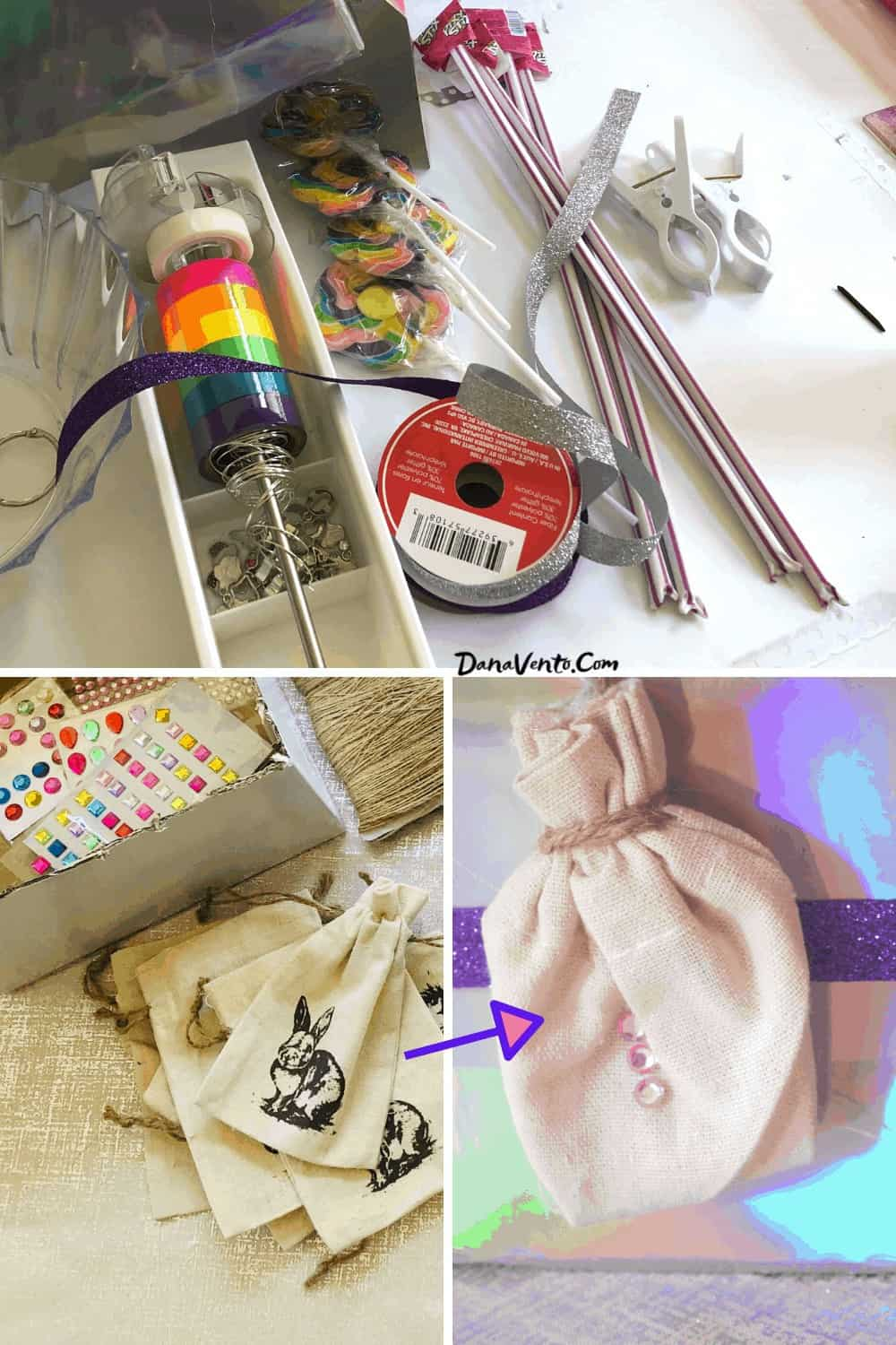 materials for paper lantern