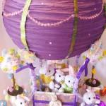 paper lantern jewel garland