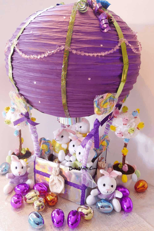 paper lantern balloon