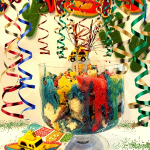 Cinco de Mayo Cake For A Fiesta Filled With Color and Love