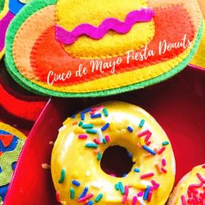 Cinco de Mayo Fiesta Donuts