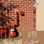 DIY for Painting Exterior Utility Boxes To Blend With Your Home