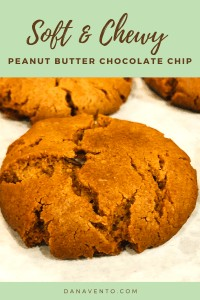 close up of peanut butter cookie