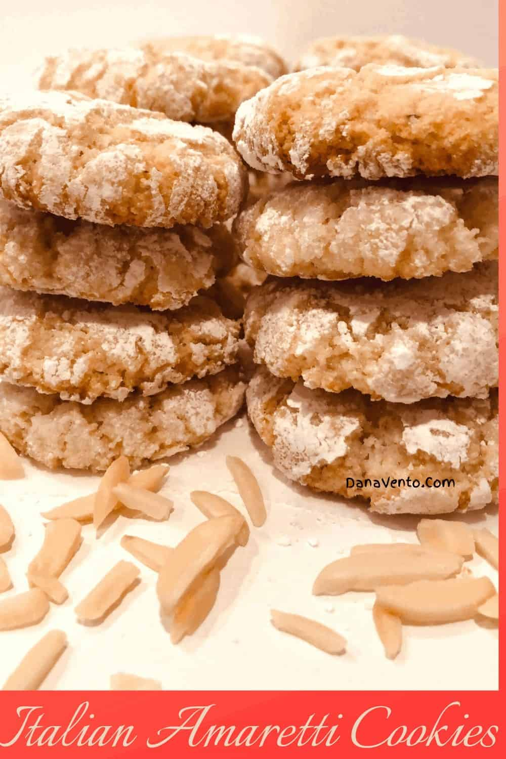 Italian Cookies with nuts