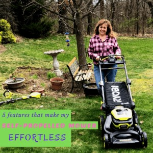 5 Features for Effortless Self-Propelled Mowing