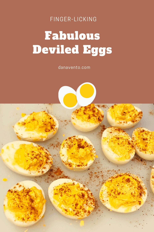 finger licking delicious deviled eggs 2