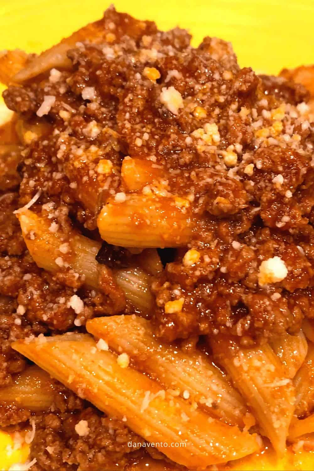 thick and hearty sauce for pasta
