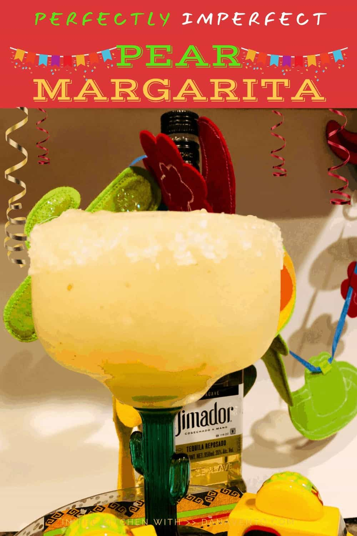Margarita in a glass