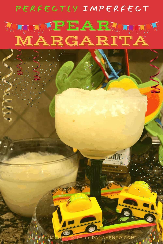 margarita in pitcher in back