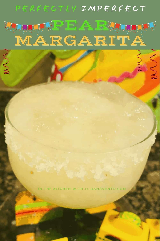 close up of margarita