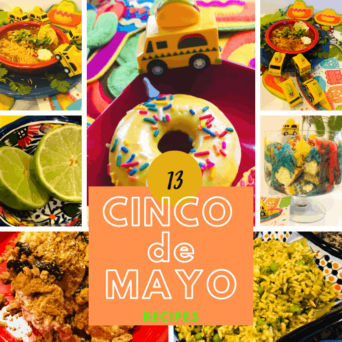 Yummy Cinco de Mayo Party Recipes