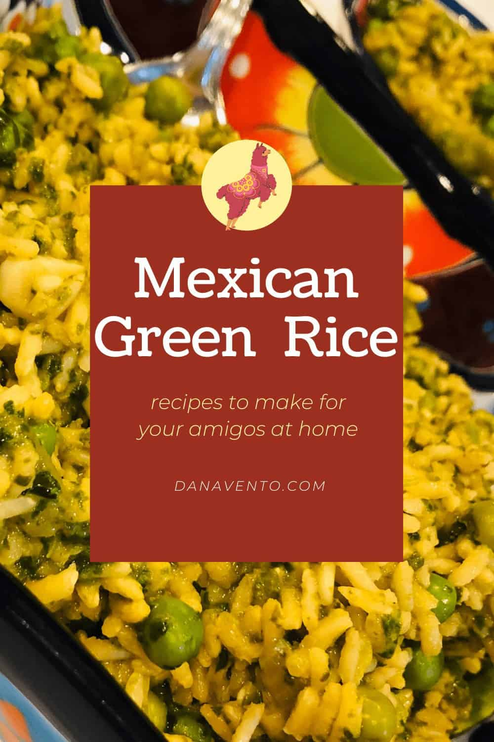 Crazy Good Mexican Green Rice (Arroz Verde) You'll Love