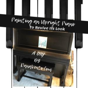 Upright Piano Revival. A DIY Adventure.