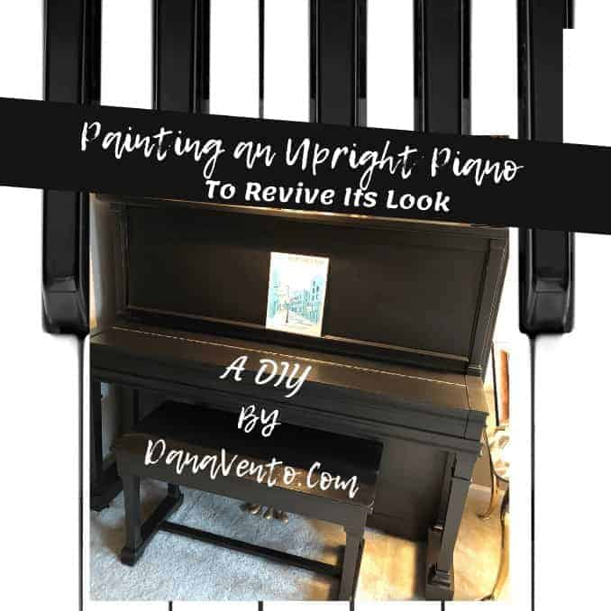 Upright Piano Revival. A DIY Adventure.