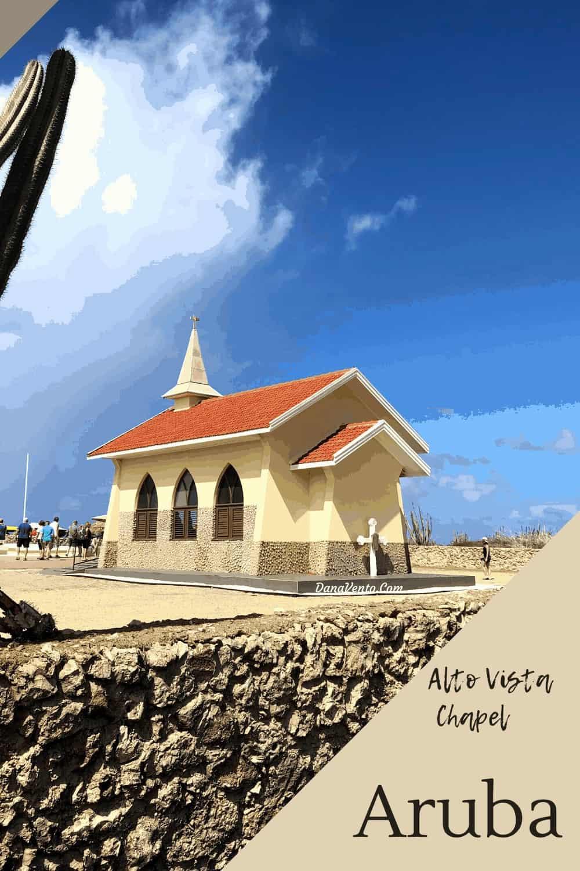 Alto Vista Chapel on Rugged Aruba adventure
