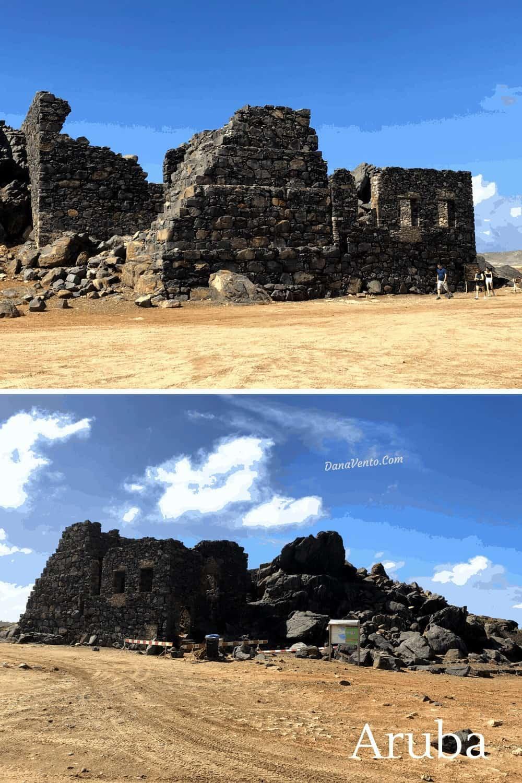 Bushiribana Gold Mill Ruins via Rugged Aruba Adventure