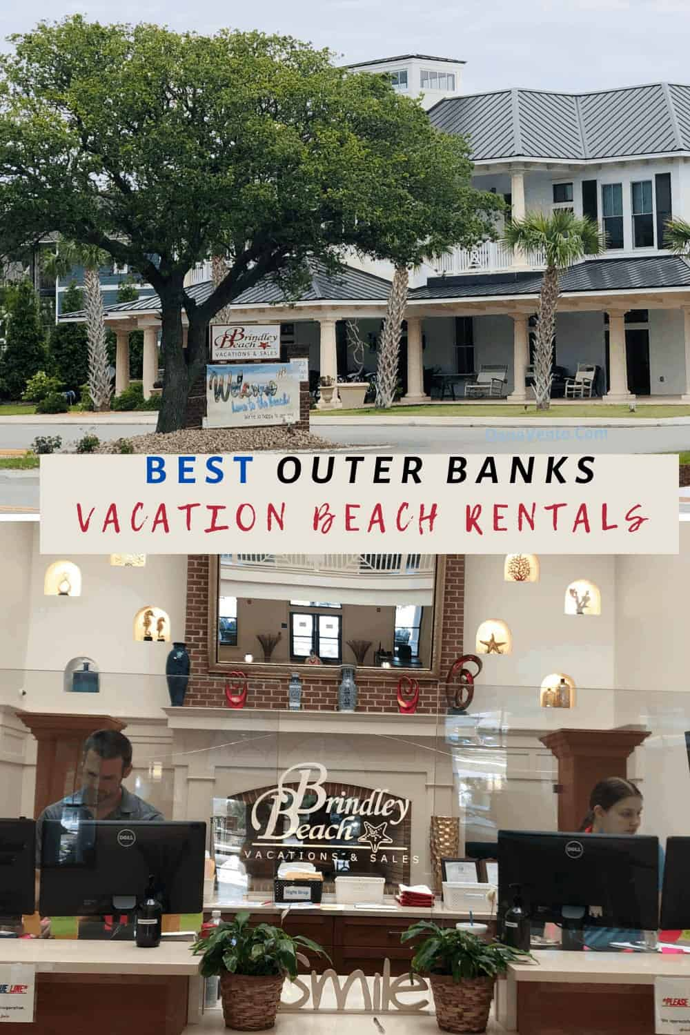 Vacation Specialists at Brindley Beach Vacations and Sales