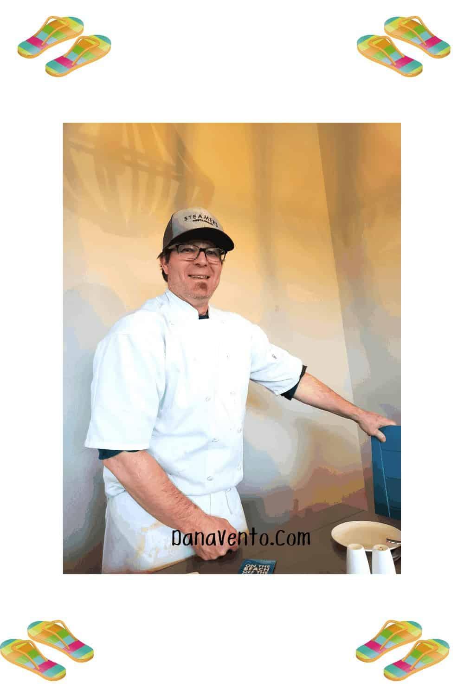 Chef Chris Braswell