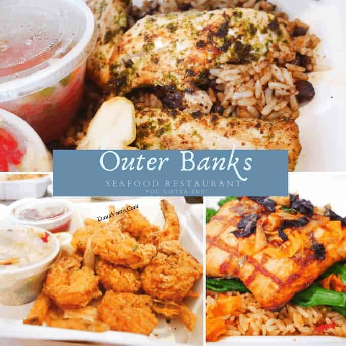 Best Southern Shores Seafood Restaurant: 3 Dining Options