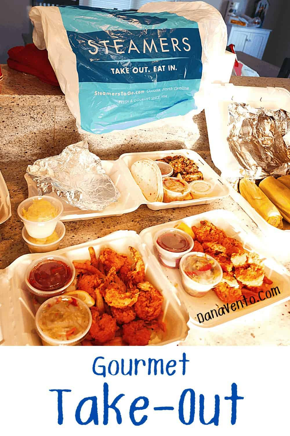 Gourmet Take Out at Steamers