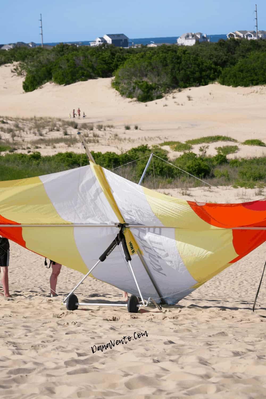 Kitty Hawk Kites Hang Glider