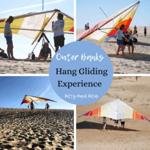 1 Unforgettable Outer Banks Hang Gliding Experience