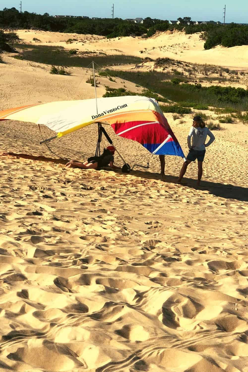 1 Extremely Dynamic Outer Banks Hang Gliding Experience I'll Never Forget