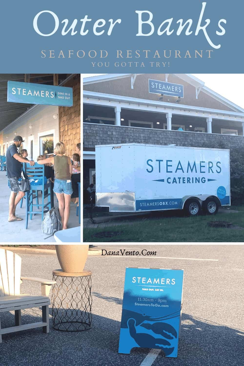 Steamers- Best Southern Shores Seafood Restaurant in the Outer Banks
