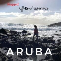 Rugged Off Road Experience Aruba at Natural Pool