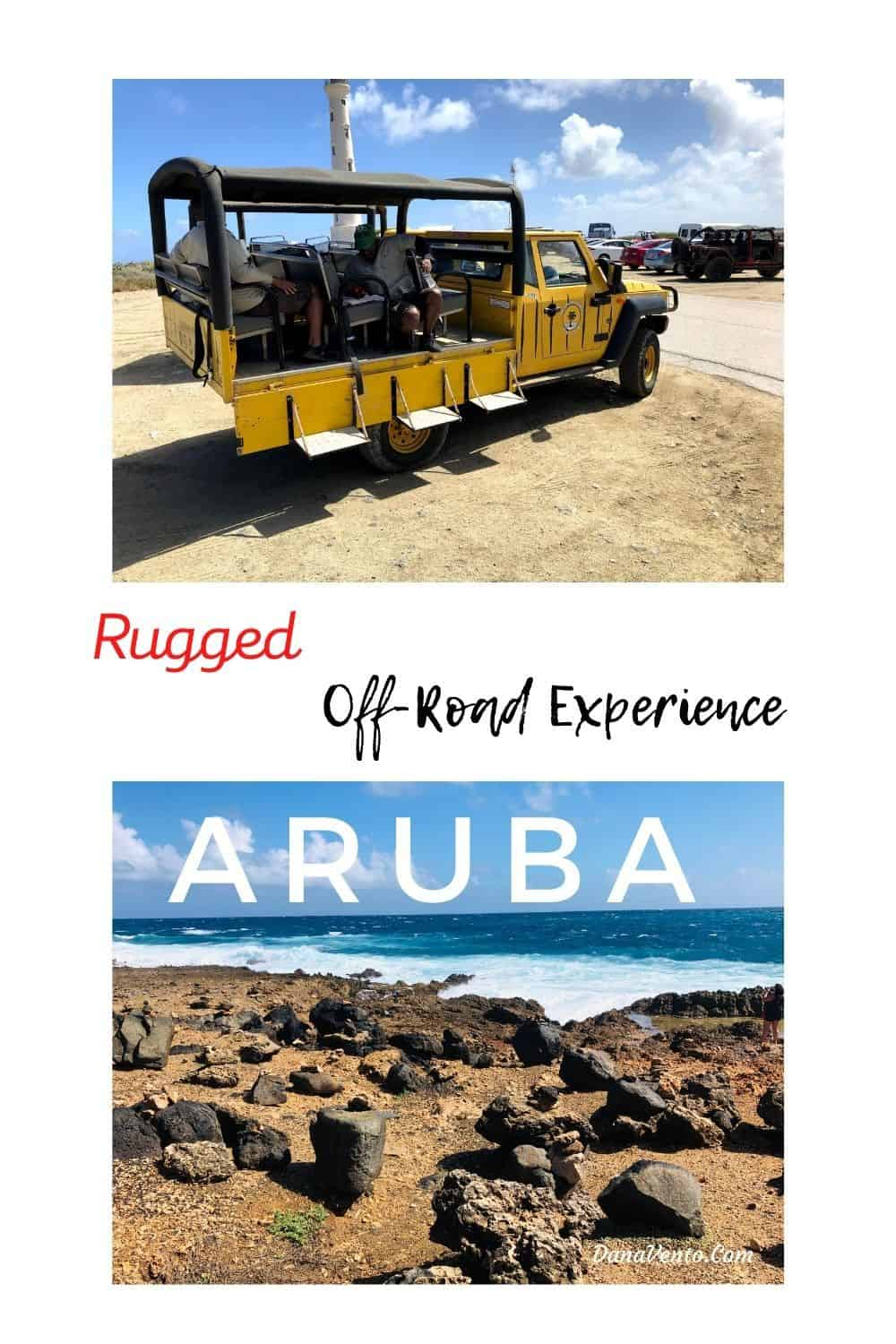 Rugged Off Road Experience the vehicle and terrain 1