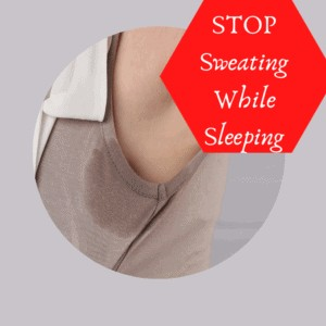 Read This To Stop Sweating While Sleeping in One Simple Step