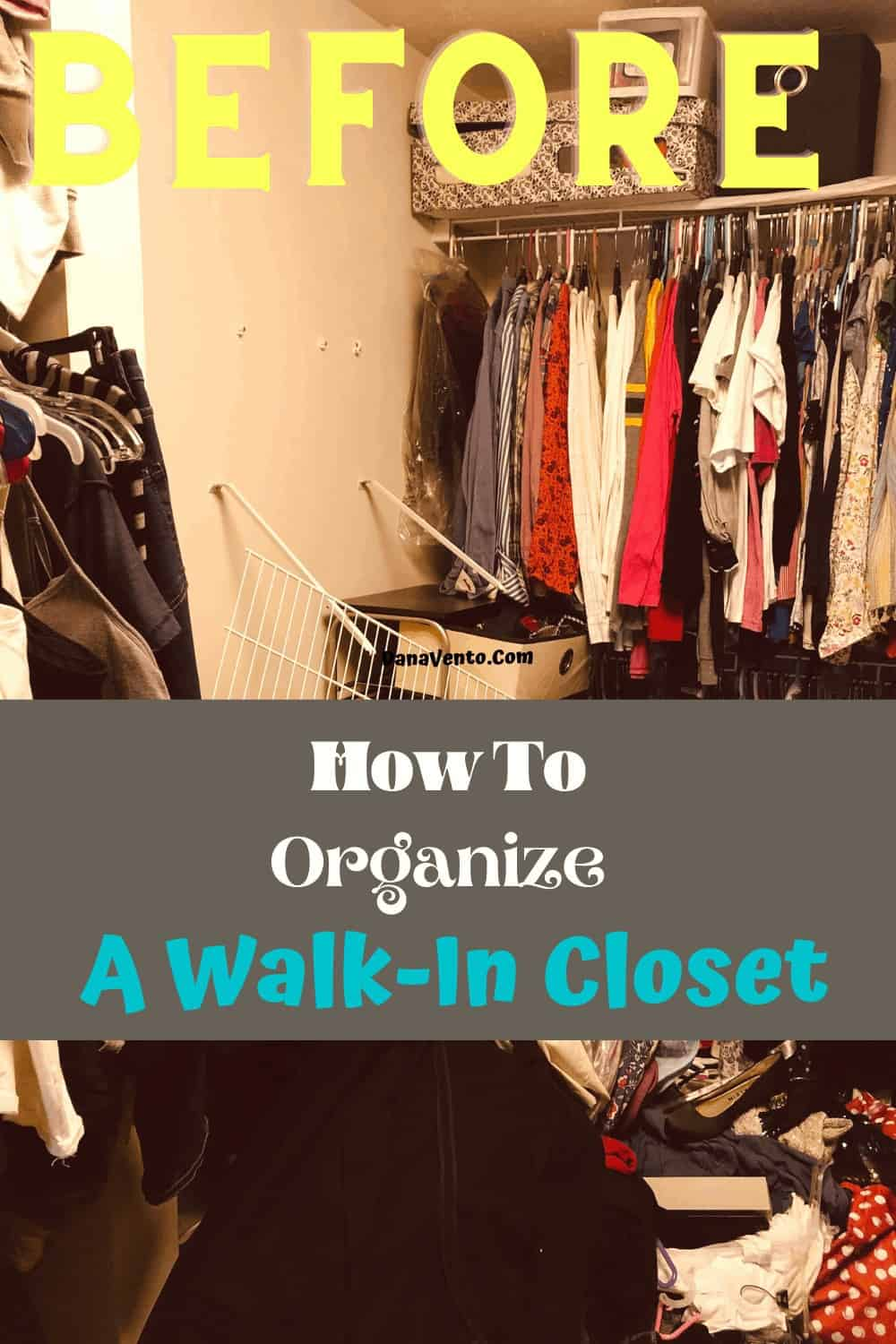 Wire racks are ineffective and fell off the wall. A solid wood closet system solves this issue