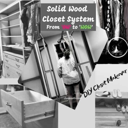 From OW to WOW 1 Non Toxic Solid Wood closet System