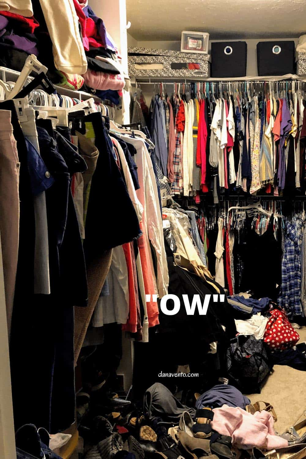 currently having the most issues in my closet that is not a solid wood closet system