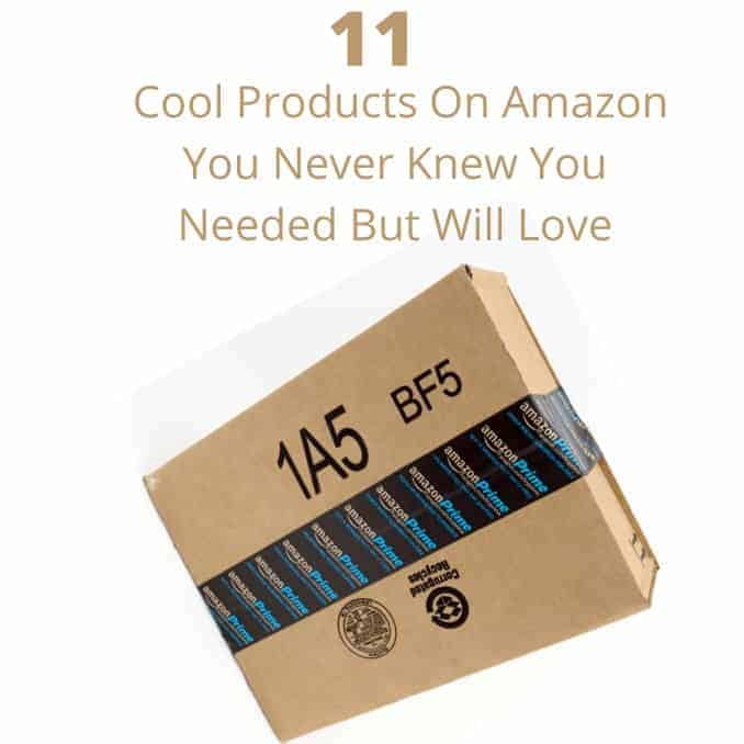 11 Cool Products On Amazon You Never Knew You Needed
