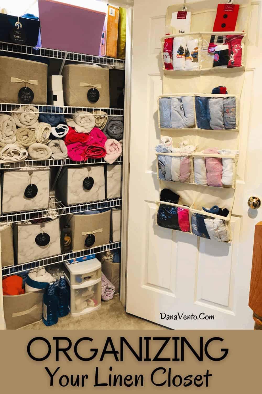 Open Linen Closet Sharing Organization