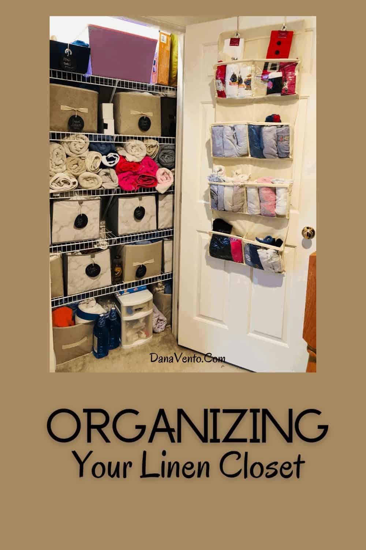 organized closet tips