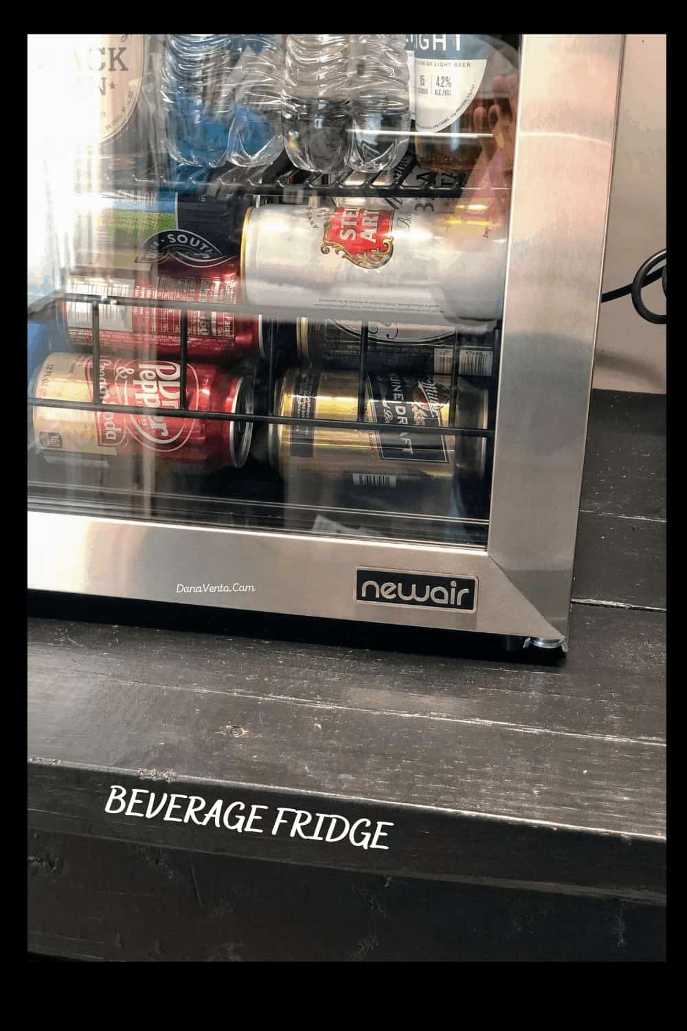 NewAir Fridge Logo