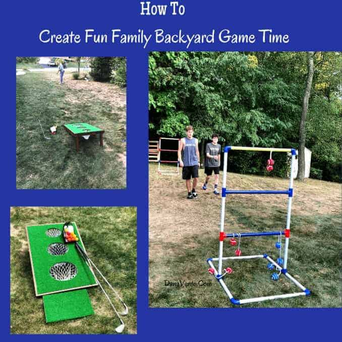 GoSports BattleChip VERSUS Golf Cornhole Chipping Game AND LADDER TOSS