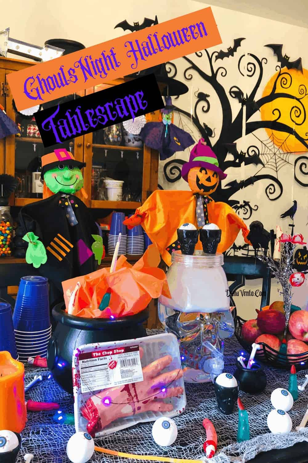 Ghouls Night Out Party Theme for Halloween