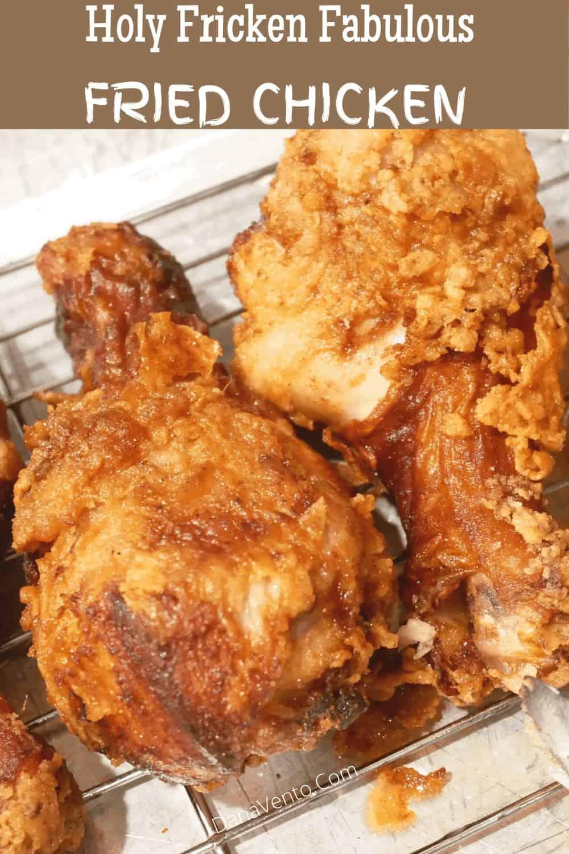 Fried Chicken Homemade easy