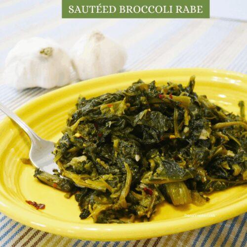 Best Sautéed Broccoli Rabe Recipe That Tames the Bitter
