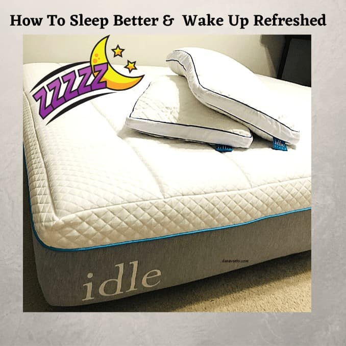 How To Sleep Better And Wake Up Refreshed