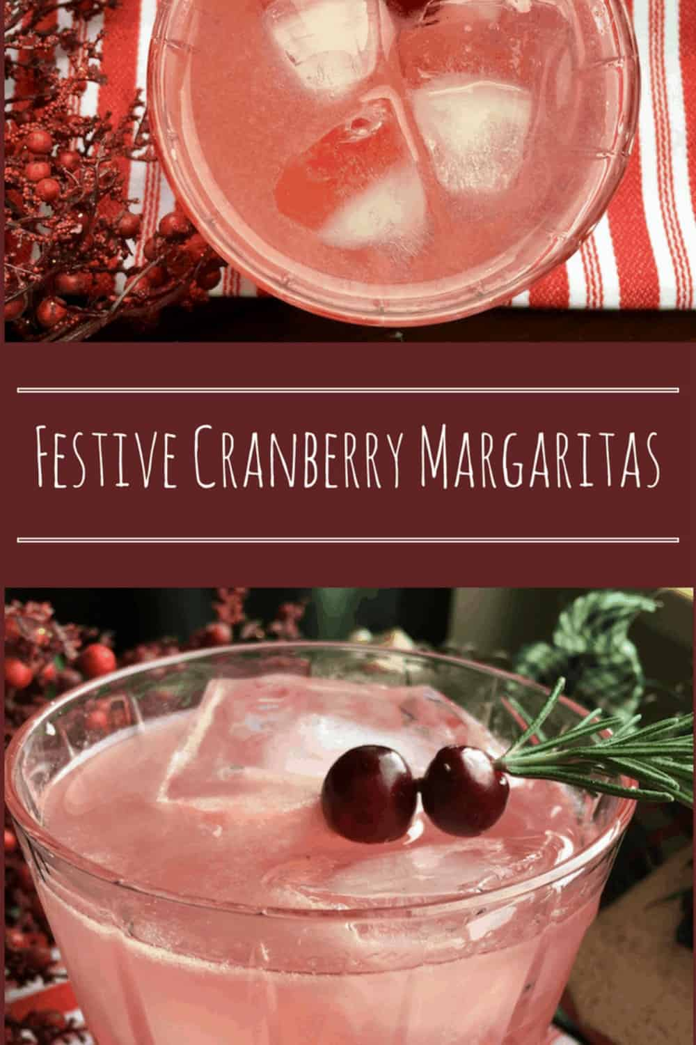 margaritas for the holidays