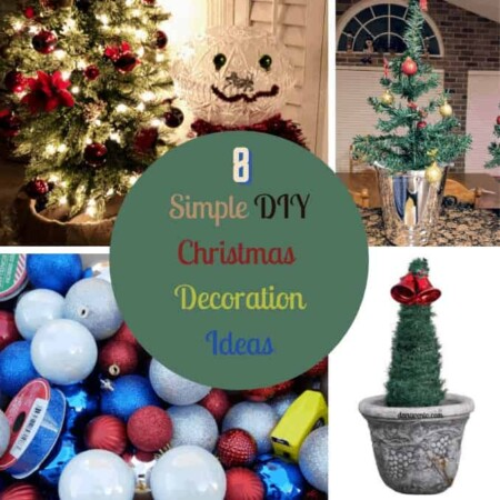 8 Easy DIY Christmas Decoration Ideas To Inspire Holiday Cheer