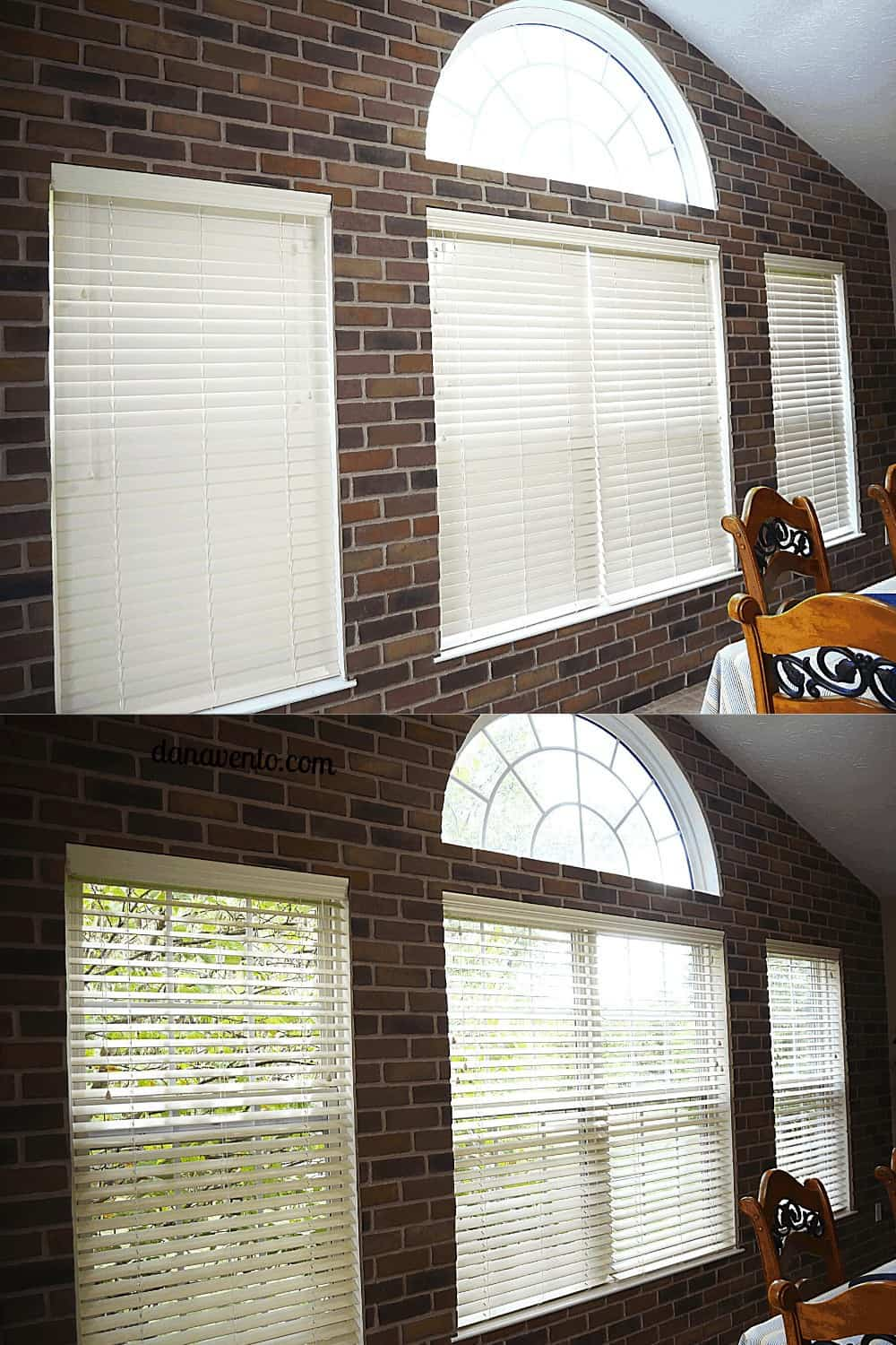Upgrade your blinds and these are the new blinds