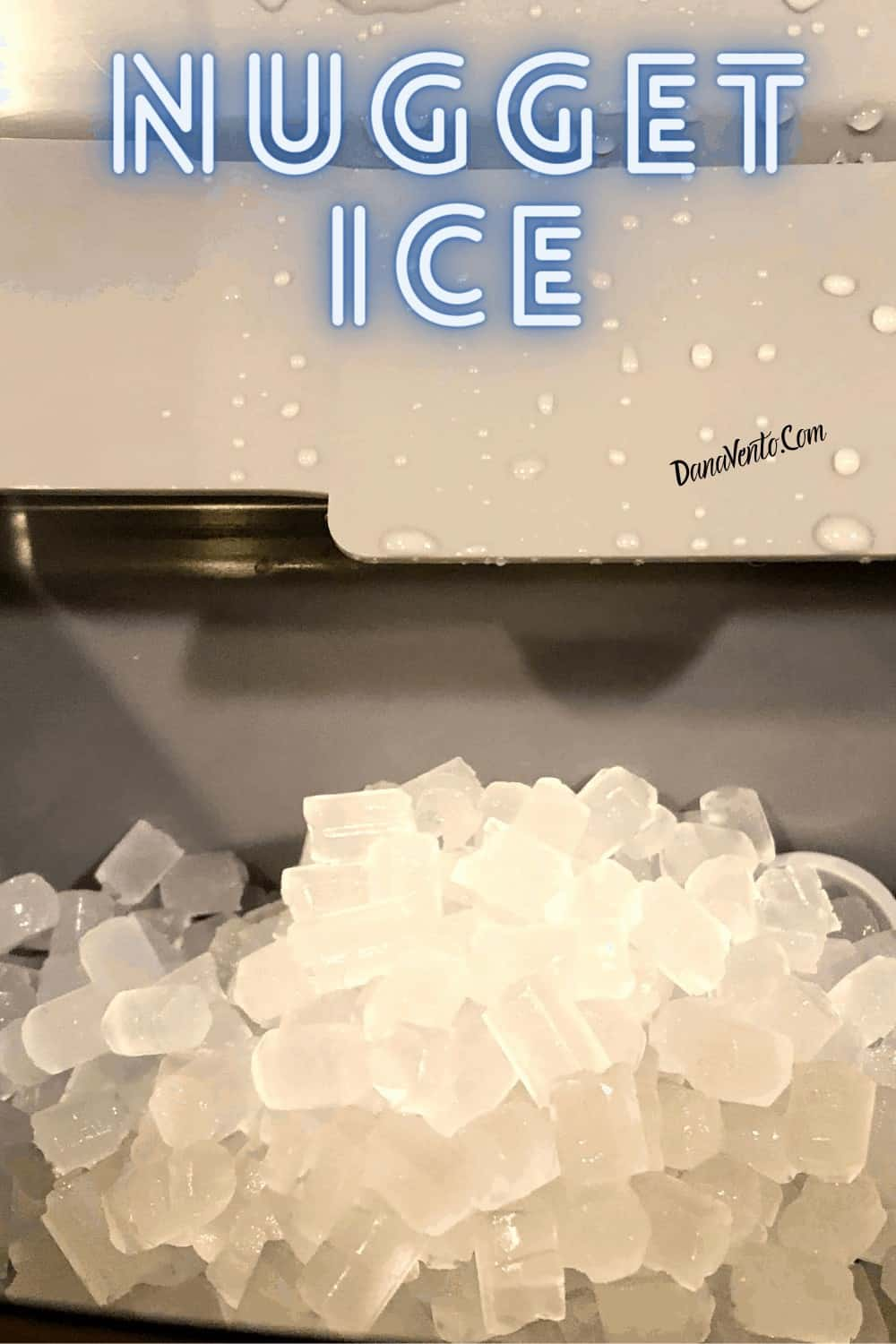nugget ice made
