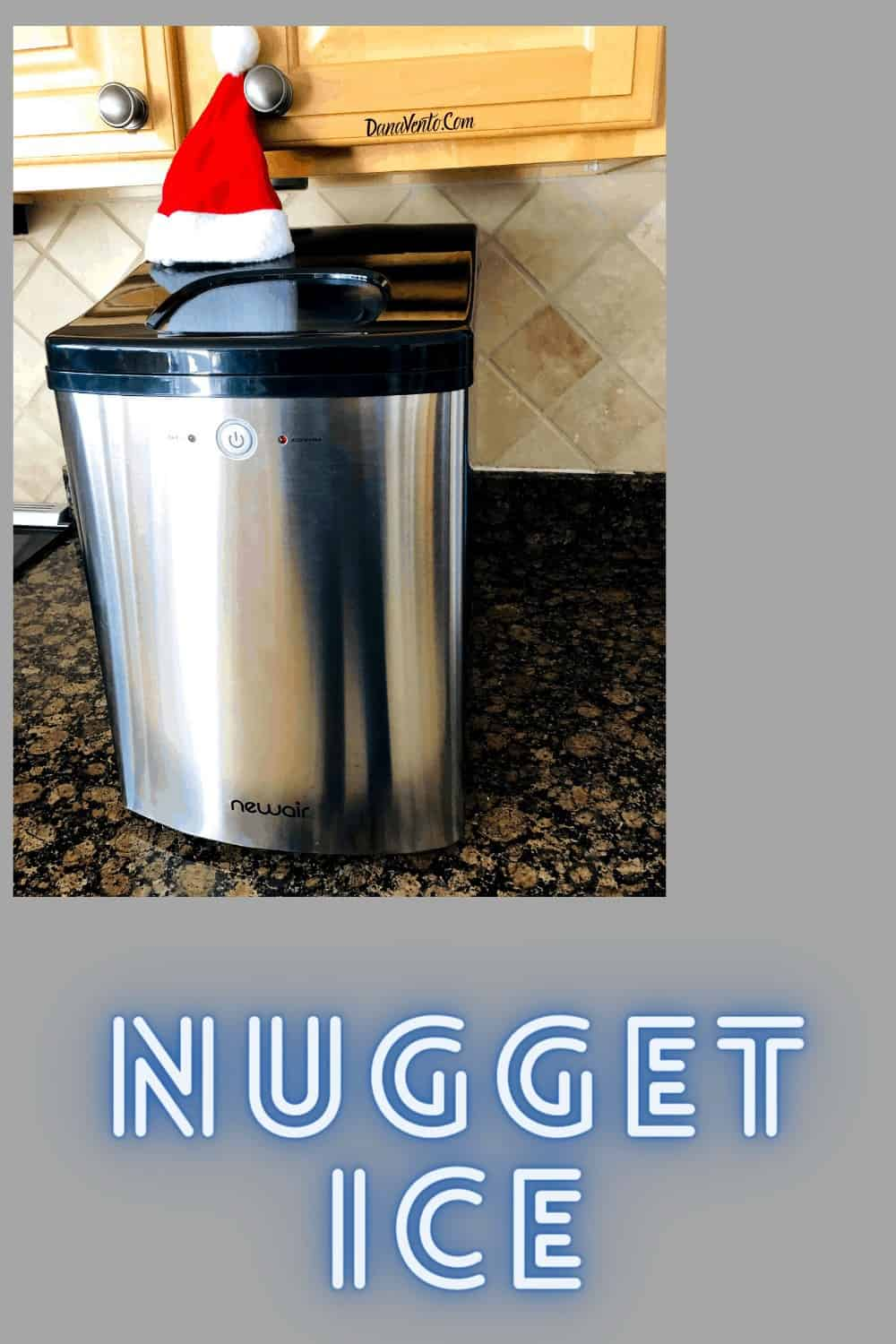 nugget ice maker on counter