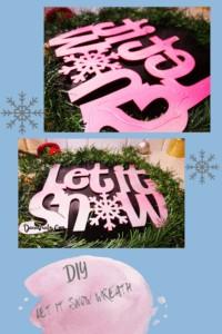 Let It Snow On Pan