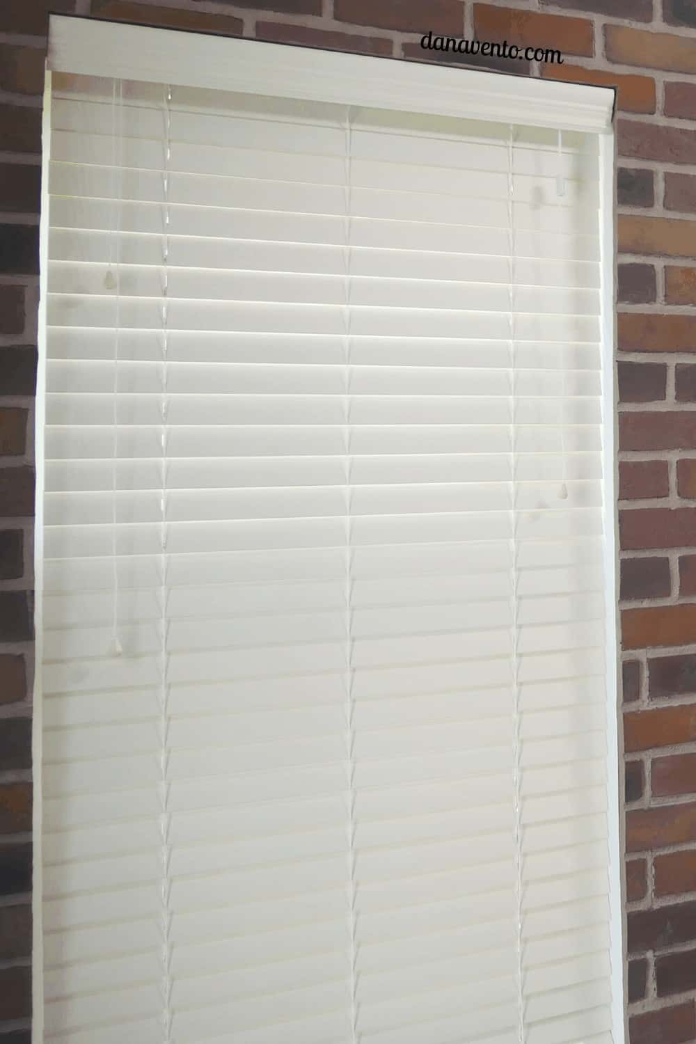 No. 4: Valances & Plastic Clips Suck - so Upgrade Your blinds! Tiered and magnetic